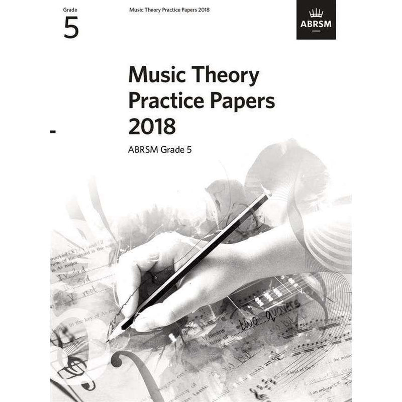 ABRSM Theory Past Exams 2018