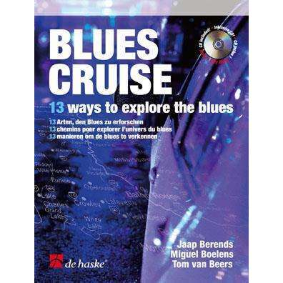 Blues Cruise for Alto Saxophone (incl. CD)