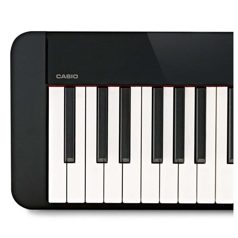 Casio PX S1000 88 Key Weighted Finished in Gloss Black