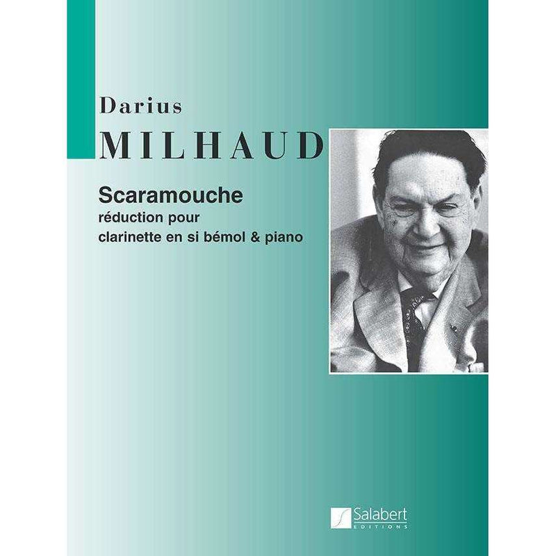 Darius Milhaud - Scaramouche (Clarinet and Piano)