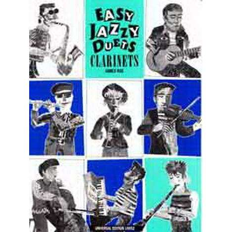 Easy Jazzy Duets (Clarinet) - James Rae