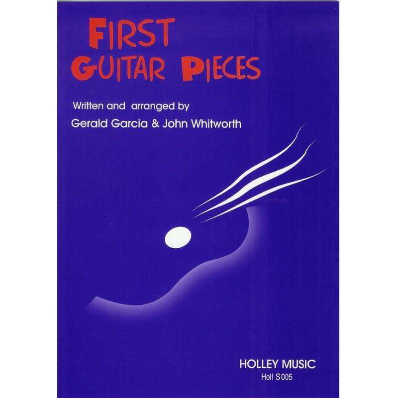 First Guitar Pieces - Gerald Garcia & John Whitworth
