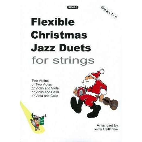 Flexible Christmas Jazz Duets