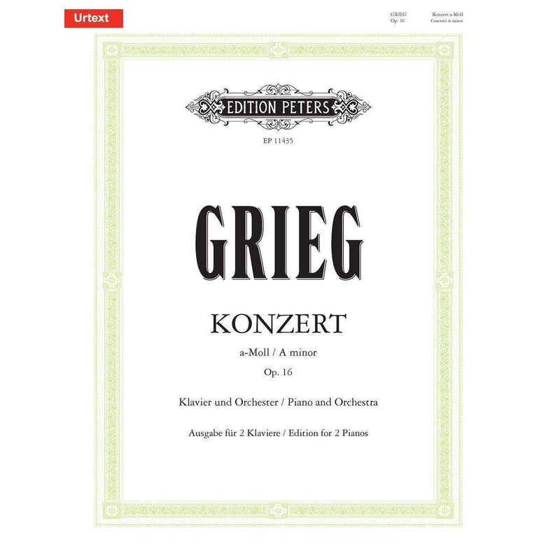 Grieg: Concerto in A Minor (Op. 16)
