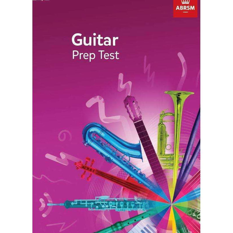 Guitar Prep Test (From 2019) ABRSM