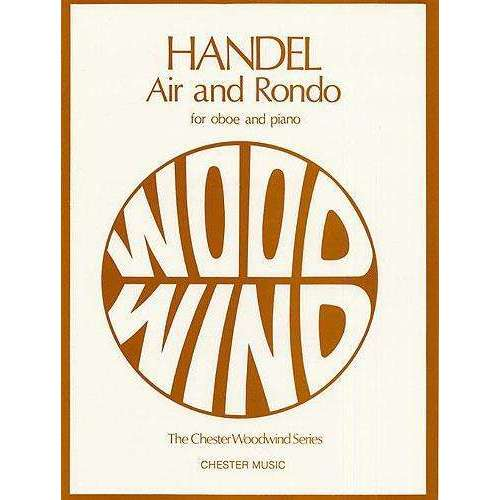 Handel: Air and Rondo (for Oboe and Piano)