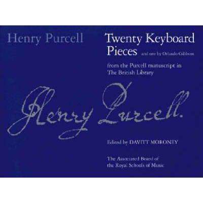 Henry Purcell Twenty Keyboard Pieces