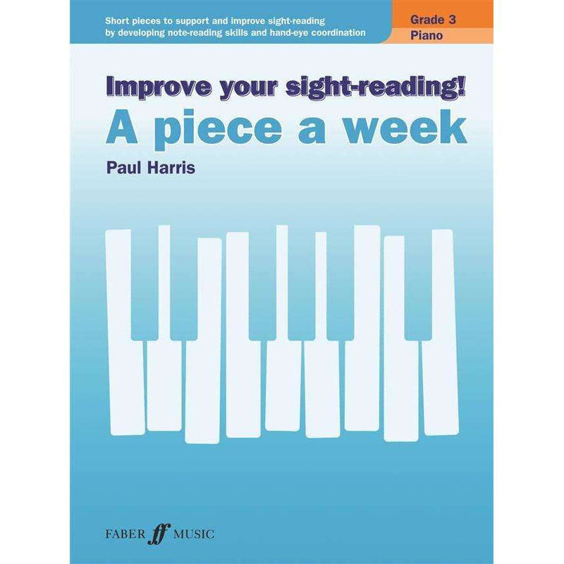 Improve your Sight Reading 'A Piece a Week' Series