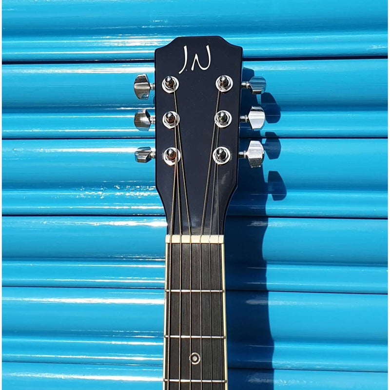 James Neligan BES-A Mini Solid Top Travel Acoustic Guitar