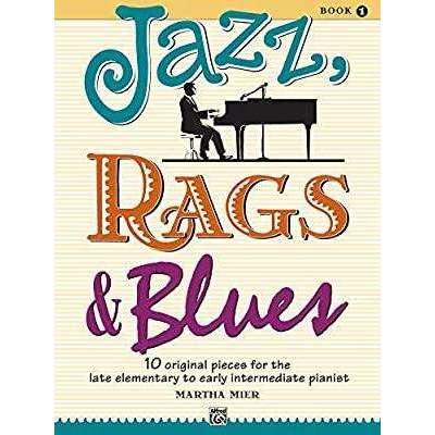 Jazz, Rags and Blues (for Piano)