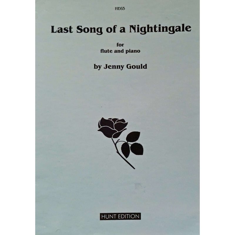 Last Song of a Nightingale (for Flute and Piano)