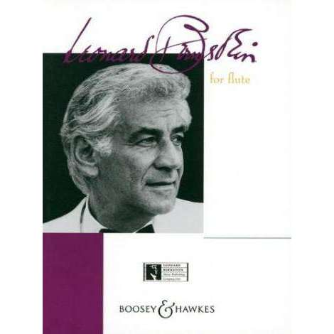 Leonard Bernstein for Flute and Piano