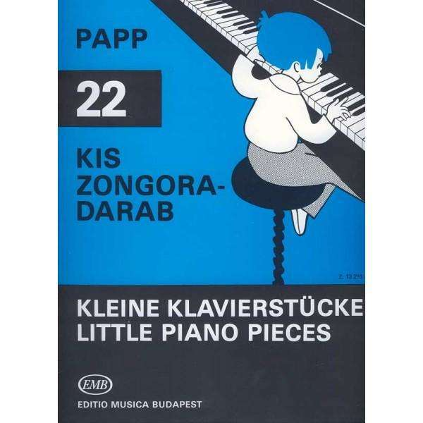 Little Piano Pieces - Papp Lajos