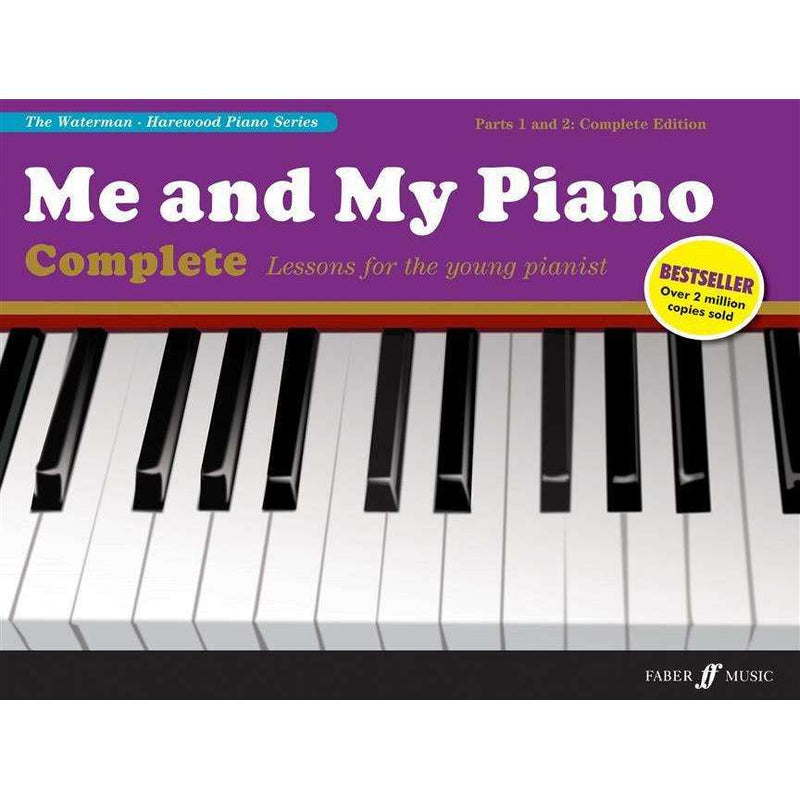 Me and My Piano Series
