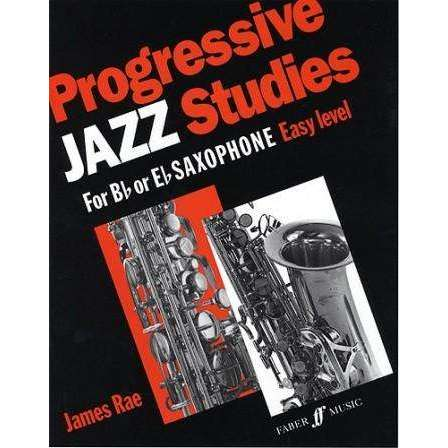Progressive Jazz Studies (for Bb or Eb Saxophone)