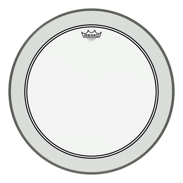 Remo Powerstroke P3 Clear Drum Head