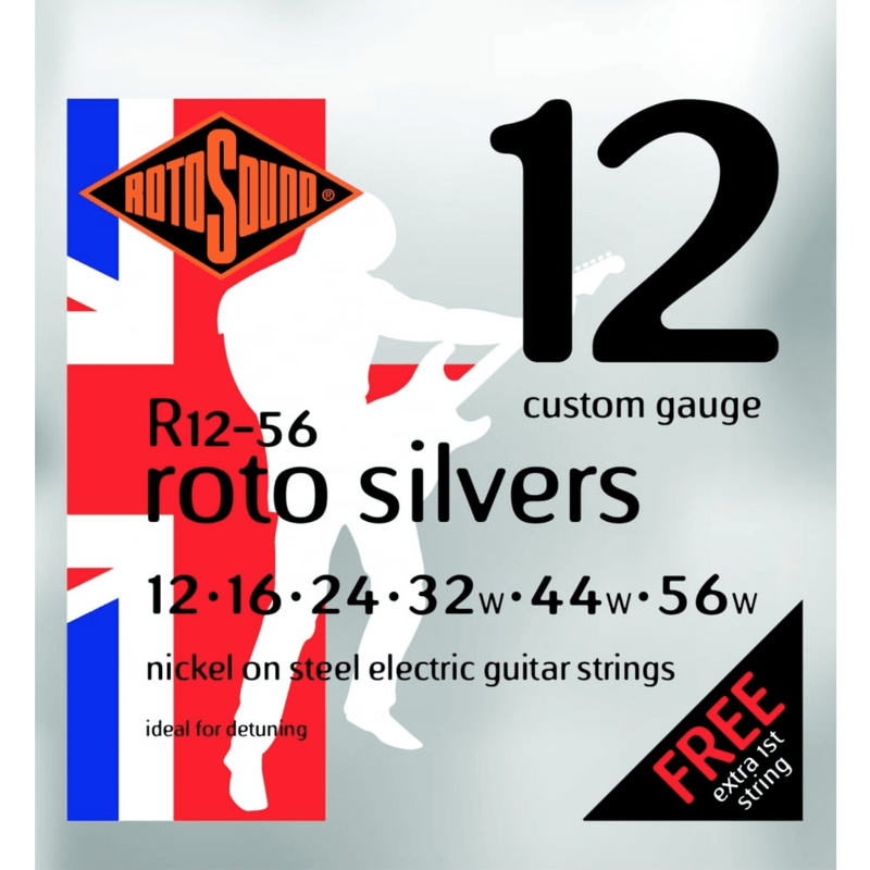 Rotosound Electric Guitar Strings