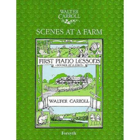Scenes at a Farm (for Piano)