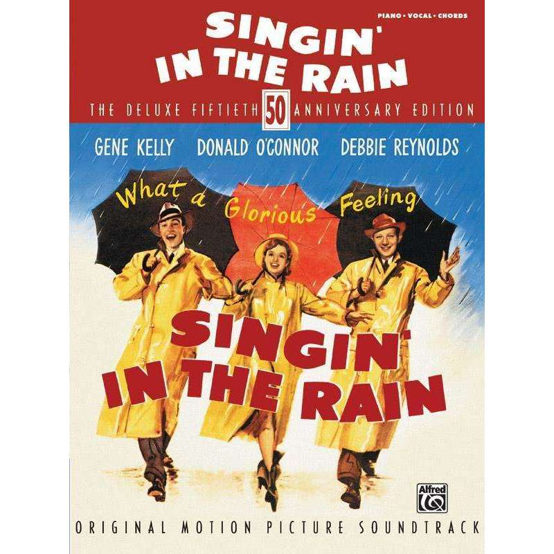 Singing in the Rain (Piano, Vocal, Chords)