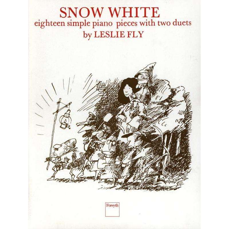 Snow White - Leslie Fly
