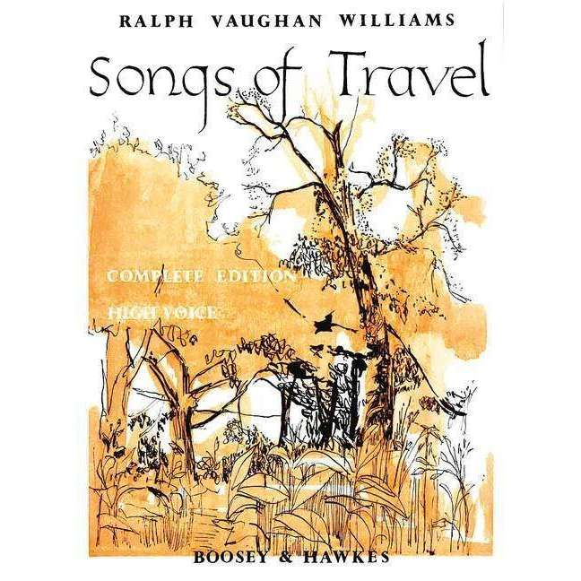 Songs of Travel - Ralph Vaughan Williams - Complete Edition High Voice