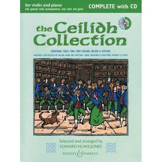 The Ceilidh Collection for Violin and Piano (incl. CD)