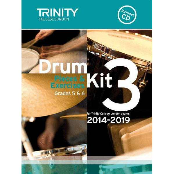 Trinity College London Drum Kit Exam Pieces (2014 - 2019)