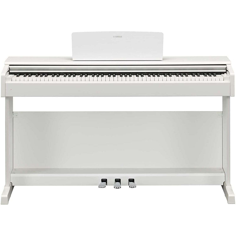 Yamaha YDP 144 finished in White
