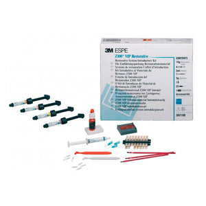 composites para obturación 3M ESPE,3021-sb z100mp jeringas kit introduccion