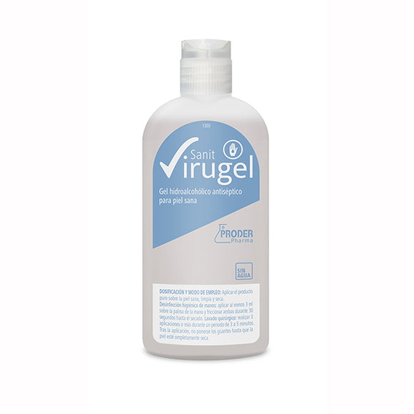 Gel Hidroalcohólico Sanit Virugel 100 ml.