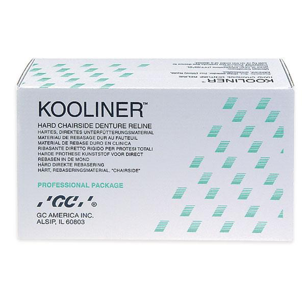 resinas para obturación GC,kooliner intro pack 80gr.+55ml.
