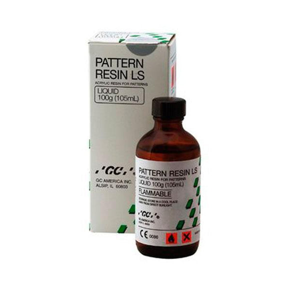 material para laboratorio GC, pattern resin ls liquido 105ml. 335203