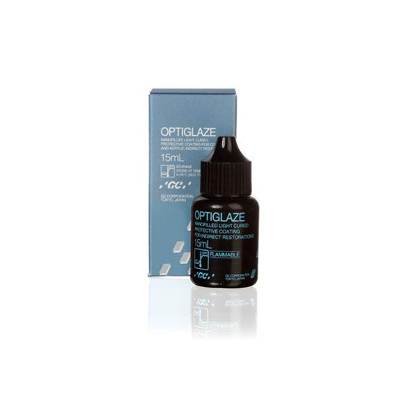 material para laboratorio GC, gc optiglaze 15ml.