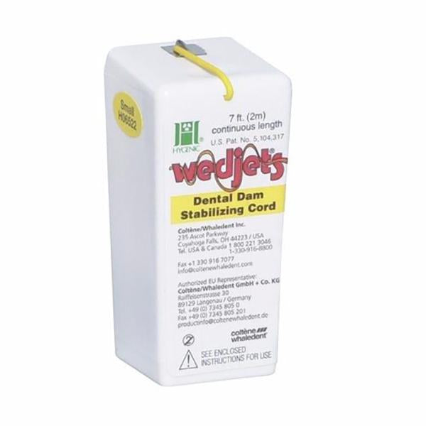 clamps para endodoncia HYGENIC, wedjets sin latex