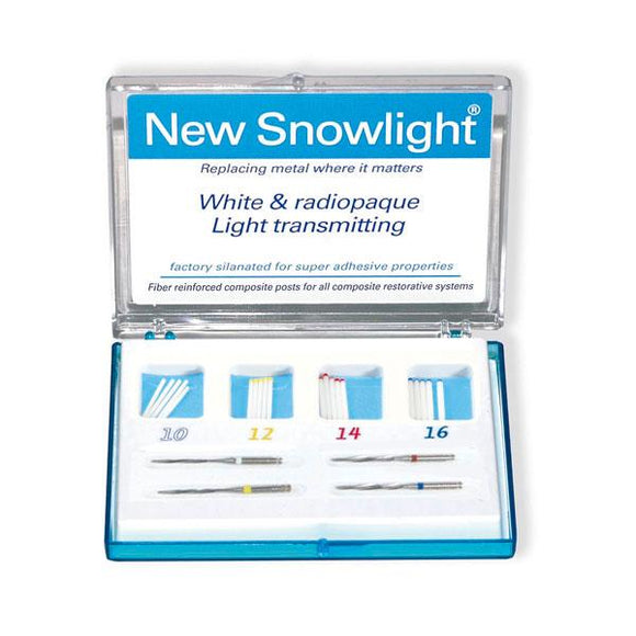 SNOWLIGHT KIT SDO. 20u.+4 TAL.