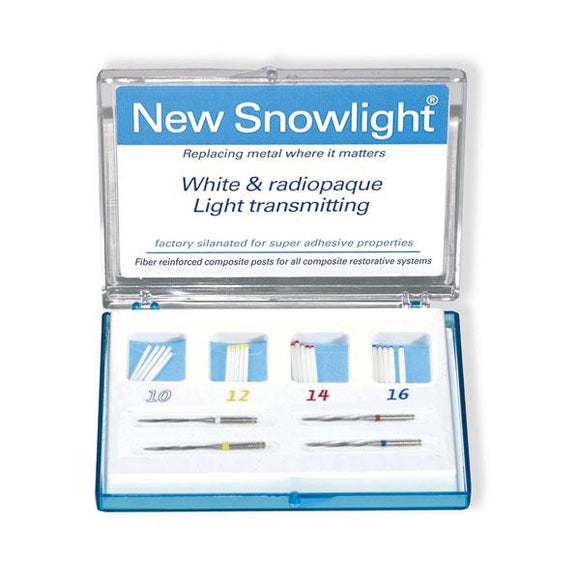 SNOWLIGHT REPOS.10 POSTES AMARIL.1,2mm.