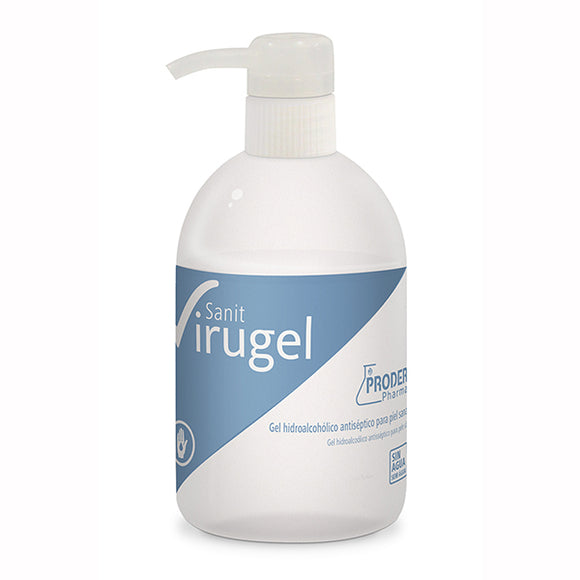Gel Hidroalcohólico Sanit Virugel 500 ml.