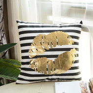 Bronze Cushion