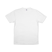 Load image into Gallery viewer, alter skateboard co company originals logo t-shirt tee white back