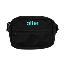 Load image into Gallery viewer, alter skateboard co company originals logo waist bag waistbag