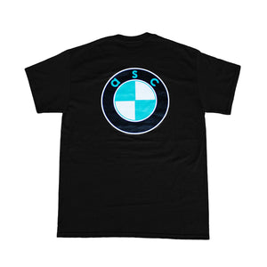 alter skateboard co bimmer t-shirt black