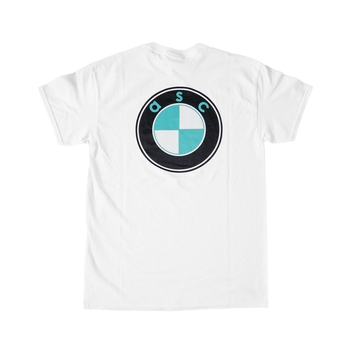 alter skateboard co bimmer t-shirt white
