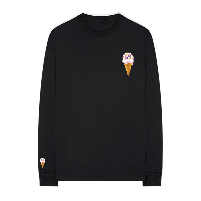 Cone L/S T-Shirt + BEBE Single Download