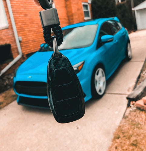 Carbon Fiber (Focus/Fiesta) Key Case