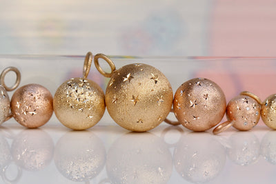 Galileo Ball | 14k Yellow Gold