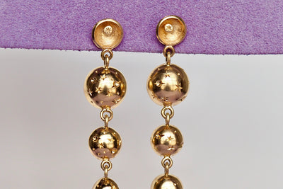 Galileo Drop Earrings