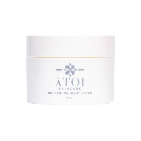 ATOI Nourishing Night Cream for Dry Skin