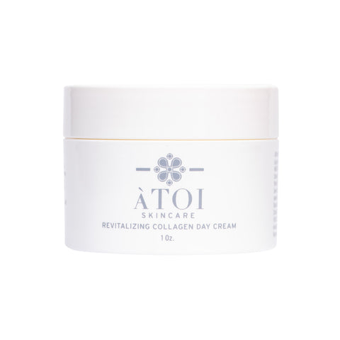 ATOI Revitalizing Collagen Day Cream for Dry Skin and Fine Lines