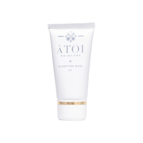 ATOI Clarifying Mask for Oily Skin and Acne Prone Skin