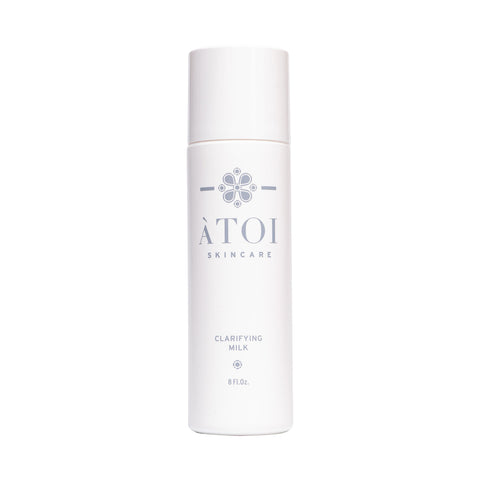 ATOI Clarifying Cleansing Milk for Oily Skin and Acne Prone Skin